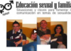 Educación sexual y familia | Recurso educativo 57663