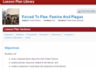 Forced to flee: Famine and plague | Recurso educativo 70499