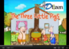 Story: The three little pigs | Recurso educativo 79806