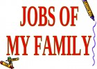 Jobs of my family | Recurso educativo 121002