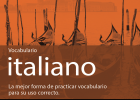 Italiano - Vocabulario (Descarga) | Recurso educativo 613242