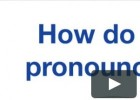 Free online Dictionary of English Pronunciation - How to Pronounce English | Recurso educativo 763021
