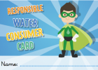 Responsible Water Consumer Card | Recurso educativo 765631