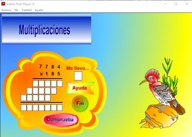 Multiplicaciones | Recurso educativo 772571